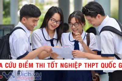 BẢNG ĐIỂM VÀ KẾT QUẢ THI THPT QUỐC GIA 2019 CỦA TRƯỜNG THPT LƯƠNG THẾ VINH