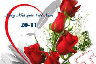 KẾ HOẠCH TỔ CHỨC CÁC HOẠT ĐỘNG CHÀO MỪNG KỶ NIỆM 36 NĂM NGÀY NHÀ GIÁO VIỆT NAM 20-11